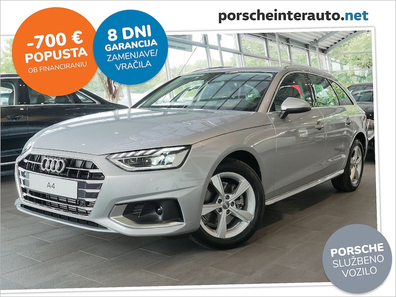 Audi A4 Avant g-tron Advanced S tronic