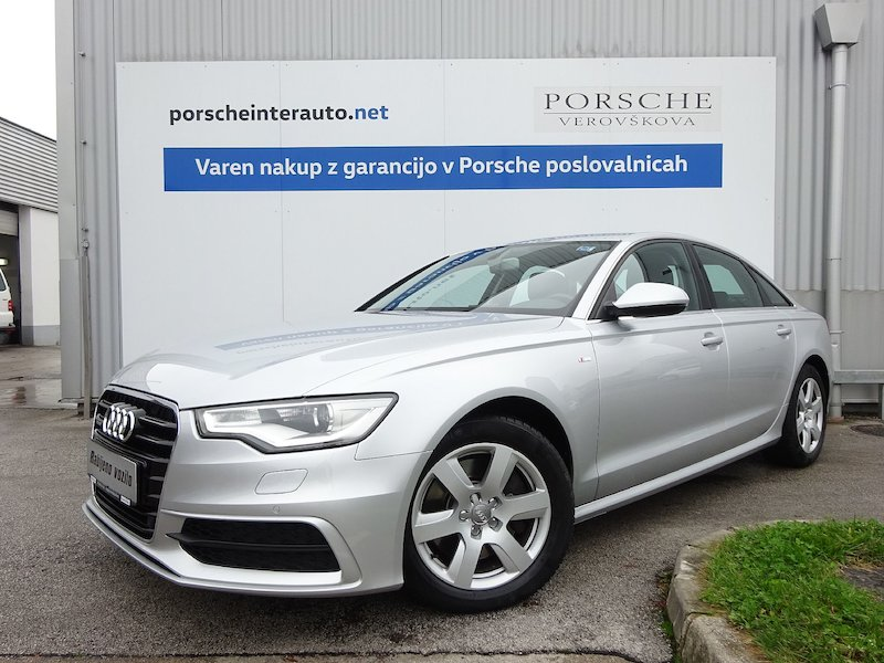 Audi A6 3.0 TDI quattro Business S-tronic S line