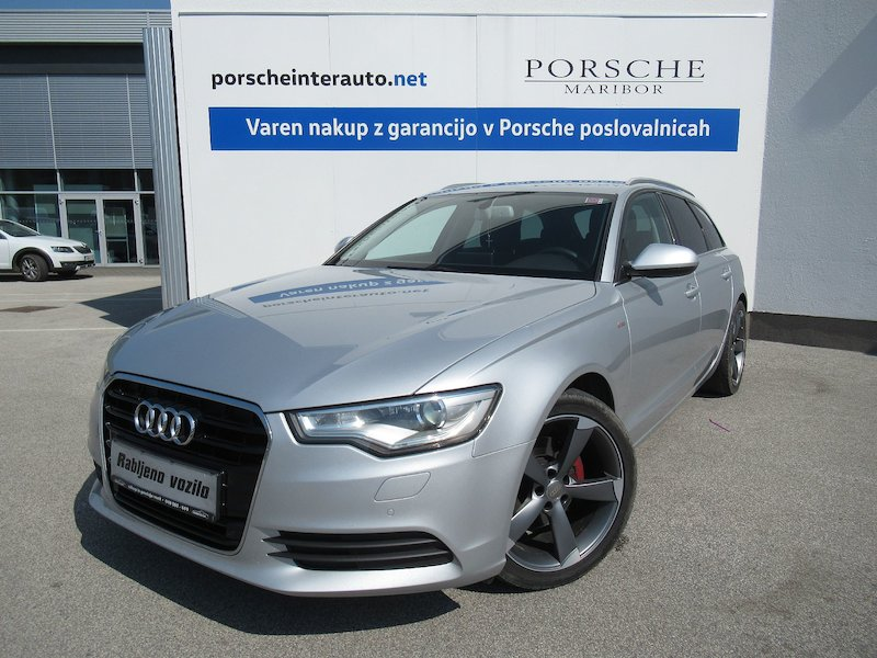 Audi A6 Avant 2.0 TDI Business