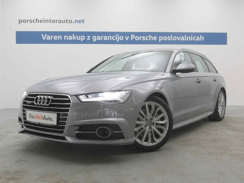 audi a6 avant 3 0 tdi clean diesel quattro s tronic porsche inter auto. Black Bedroom Furniture Sets. Home Design Ideas