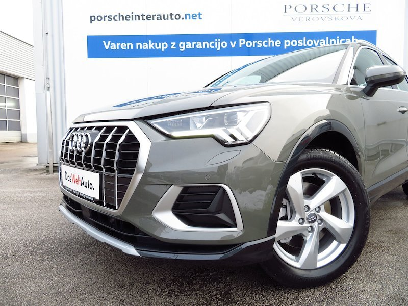 Audi Q3 quattro 40 TFSI Advanced S tronic4