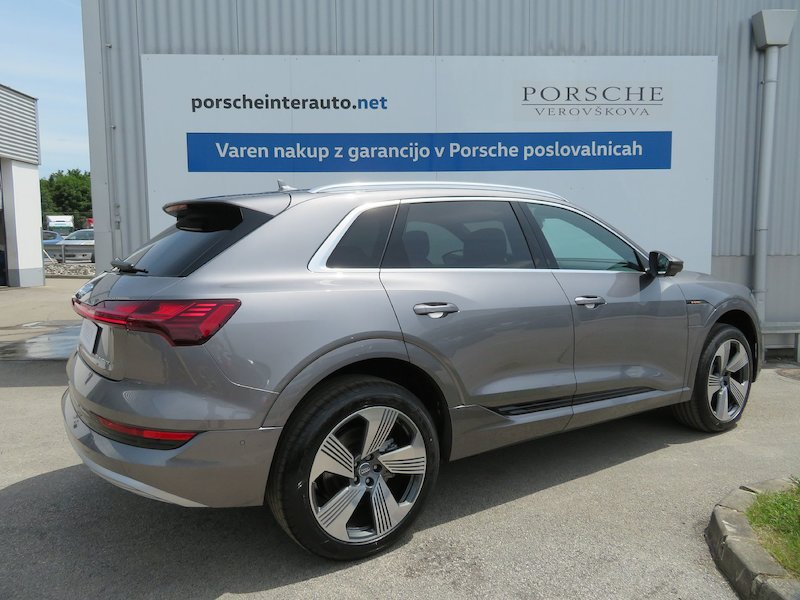 Audi e-tron 55 Advanced4