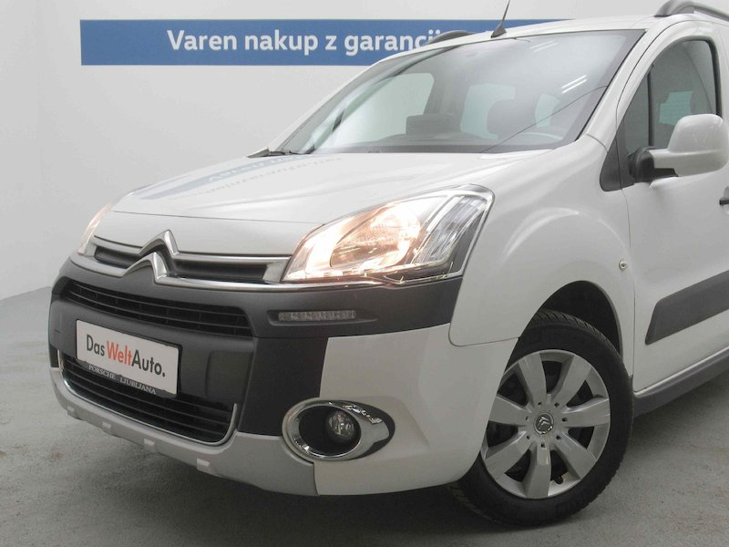 Citroën Berlingo 1.6 HDI XTR4