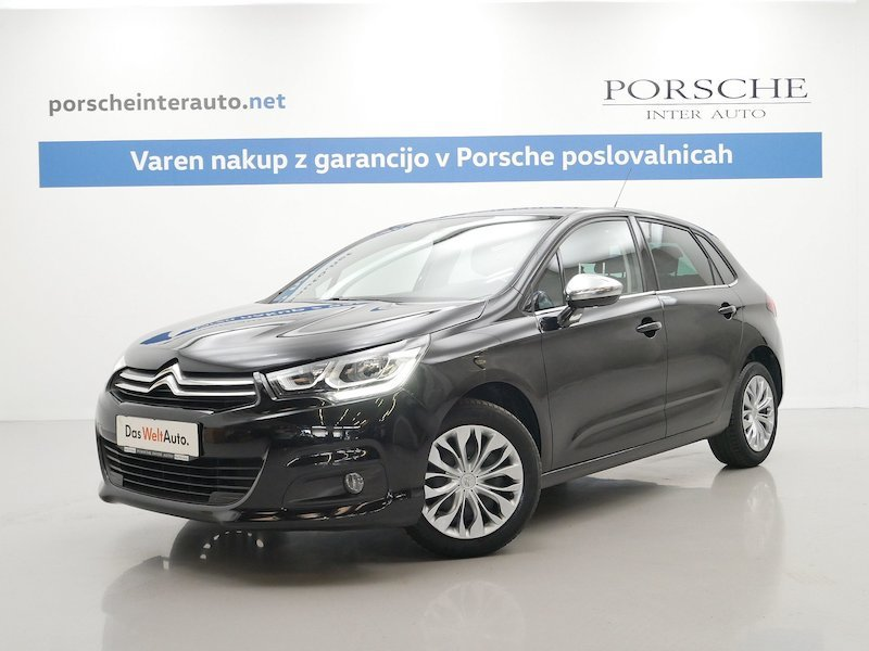 Citroën C4 1.6 BlueHDi 100 Feel Edition SLOVENSKO VOZILO