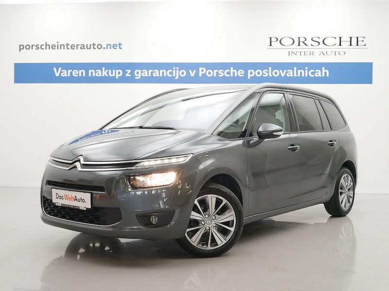 Citroën C4 Grand Picasso 1.6 e-HDi Seduction SLOVENSKO VOZILO