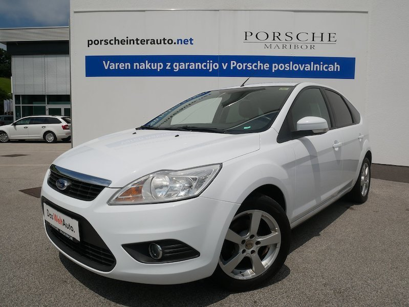 Ford Focus 1.6 TDCi Ebony