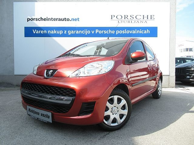 Peugeot 107 Style 1.0