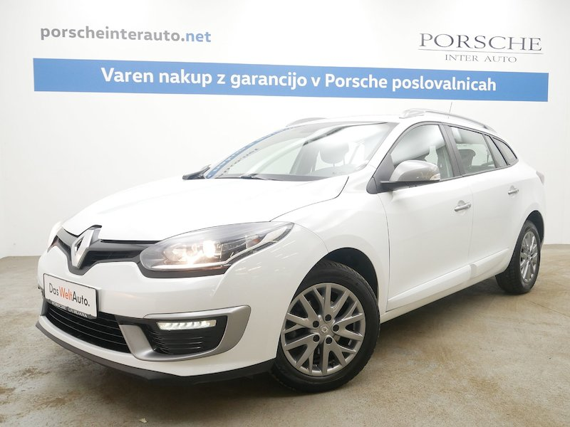 Renault Megane Grandtour dCi 110 Energy Expression