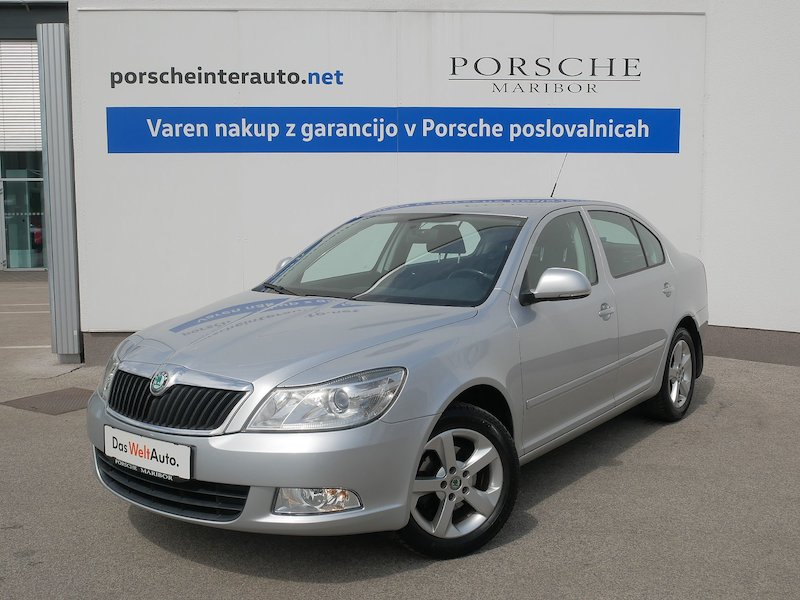 Škoda Octavia 1.2 TSI Business