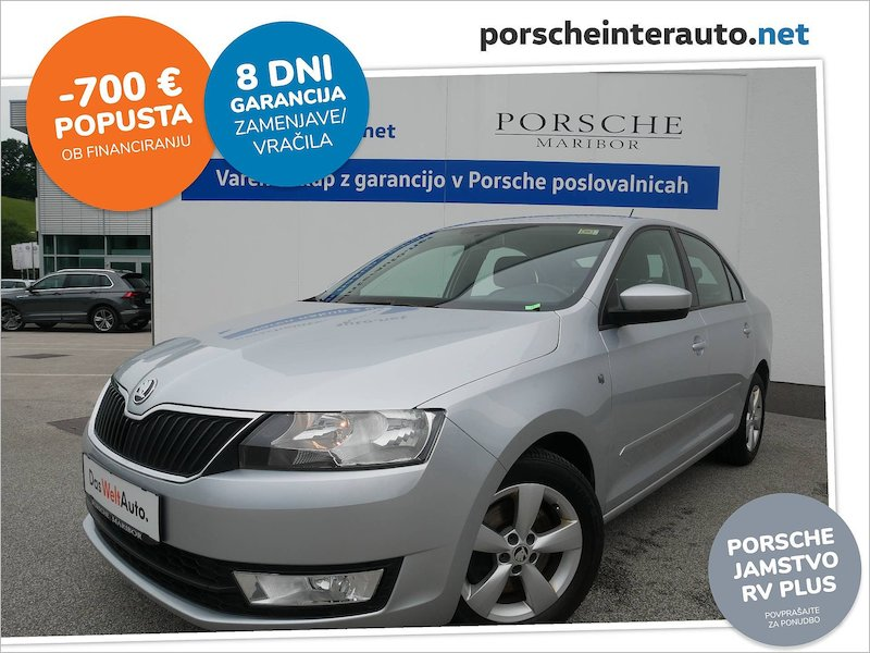 Škoda Rapid 1.6 TDI Ambition