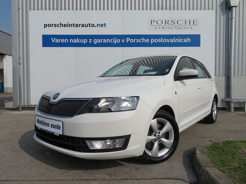 Škoda Rapid Spaceback 1.6 TDI Ambition