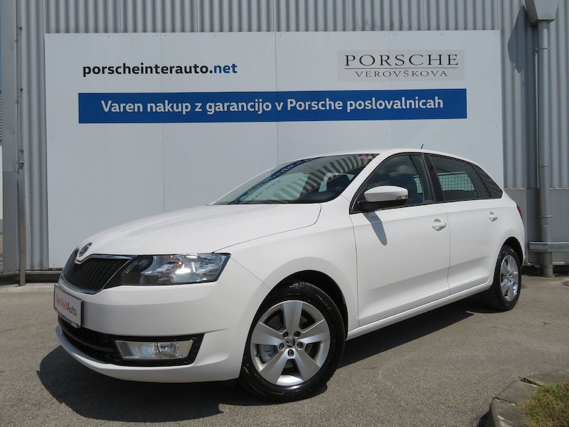 Škoda Rapid Spaceback 1.6 TDI Ambition1