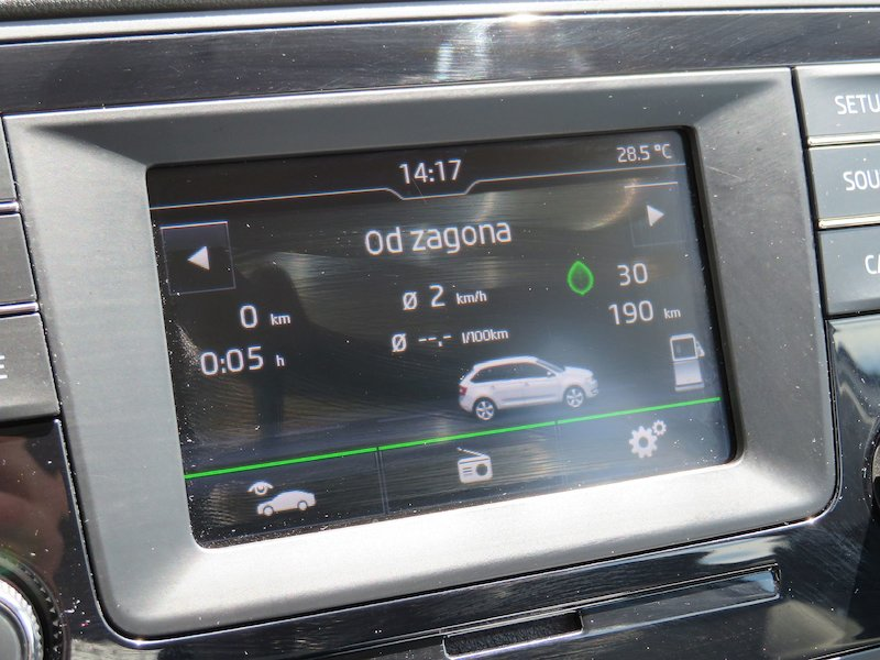Škoda Rapid Spaceback 1.6 TDI Ambition15