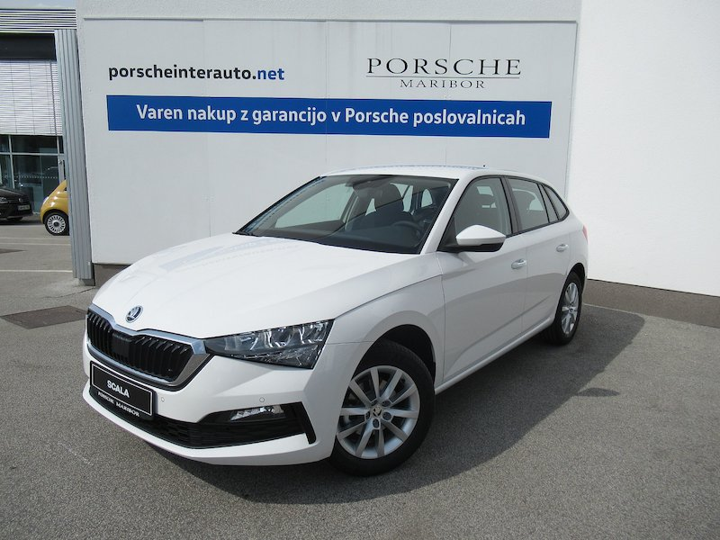 Škoda Scala 1.6 TDI Ambition
