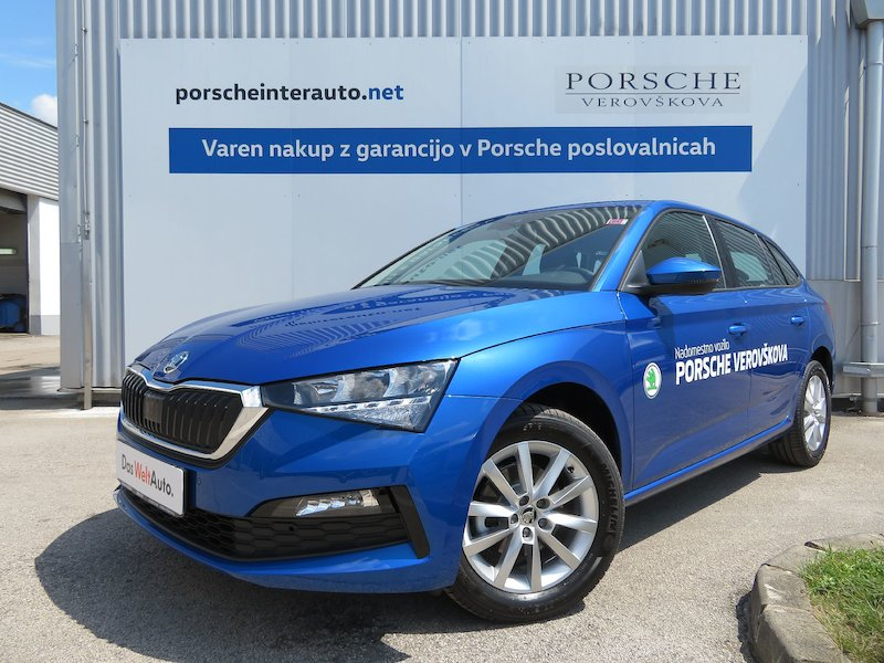 Škoda Scala Ambition 1.0 TSI1