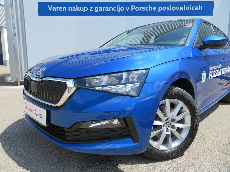 Škoda Scala Ambition 1.0 TSI5