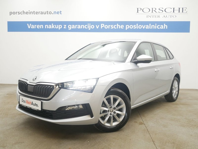 Škoda Scala Ambition 1.5 TSI ACT DSG