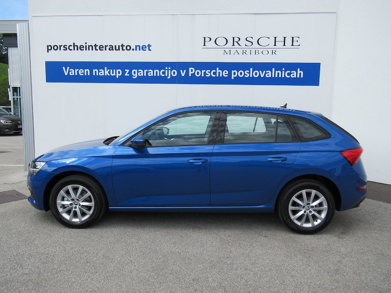 Škoda Scala Ambition 1.6 TDI3