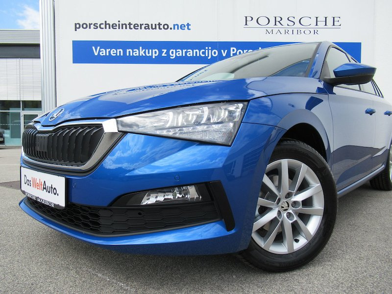 Škoda Scala Ambition 1.6 TDI5