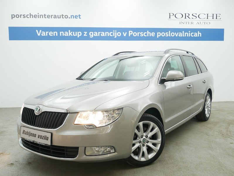 Škoda Superb Combi 2.0 TDI CR Family