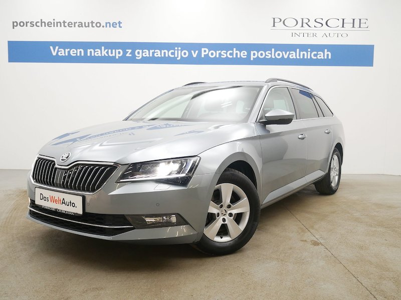 Škoda Superb Combi   2.0 TDI Greentec Business1