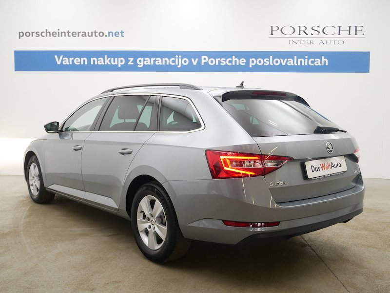 Škoda Superb Combi   2.0 TDI Greentec Business4