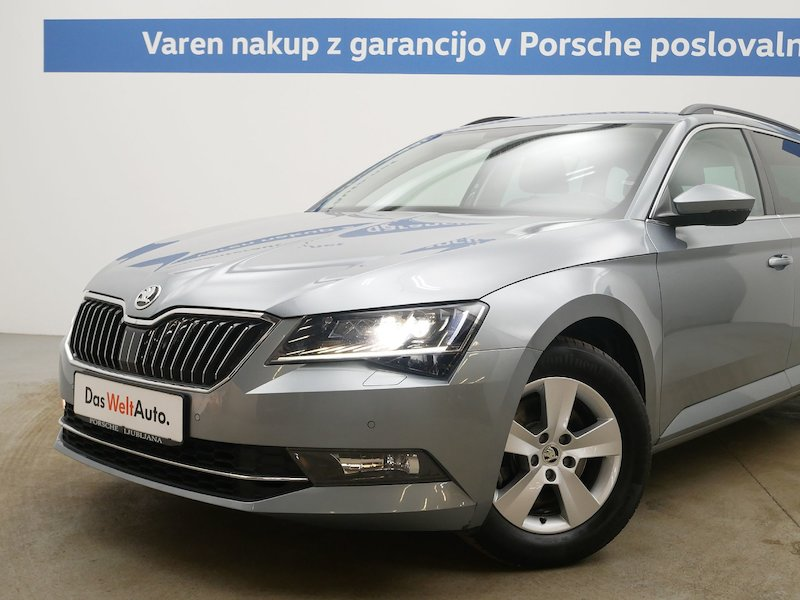 Škoda Superb Combi   2.0 TDI Greentec Business5