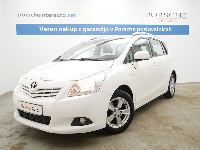 Toyota Verso 2.0 D-4D Style+