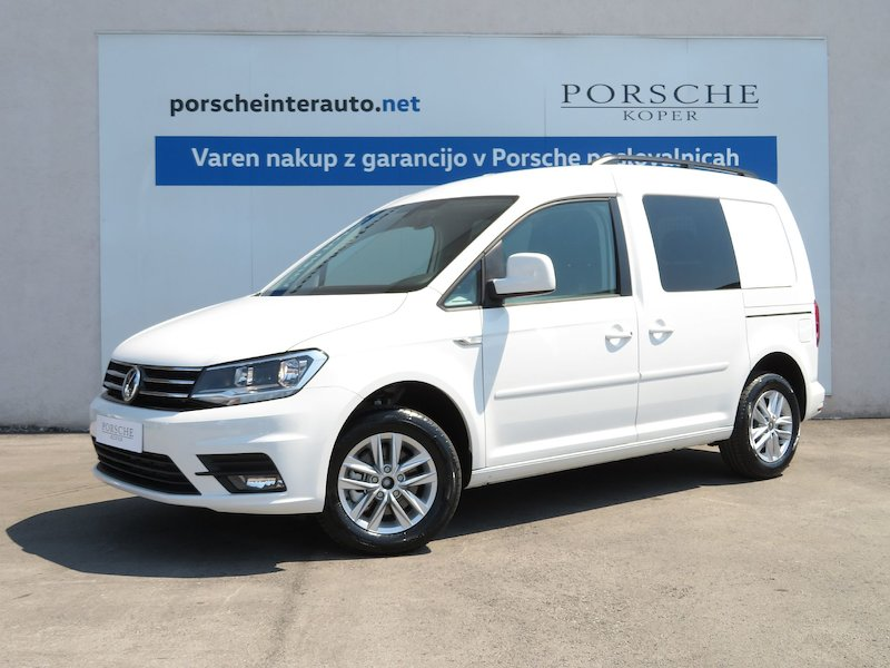 Volkswagen Caddy KRPAN Business+ 2.01