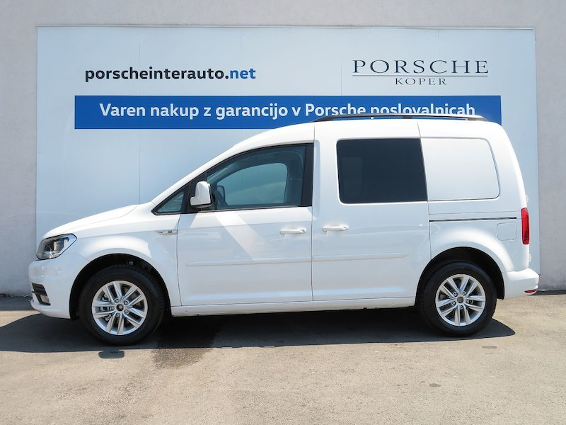 Volkswagen Caddy KRPAN Business+ 2.03