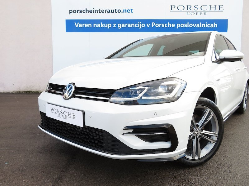 Volkswagen Golf 1.5 TSI ACT BMT R-Line Edition5