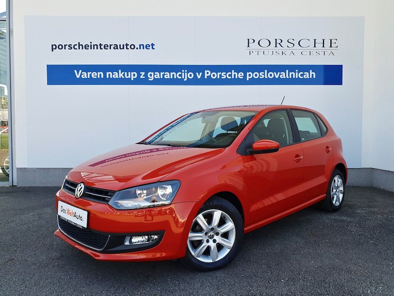 Volkswagen Polo 1.6 TDI Highline1