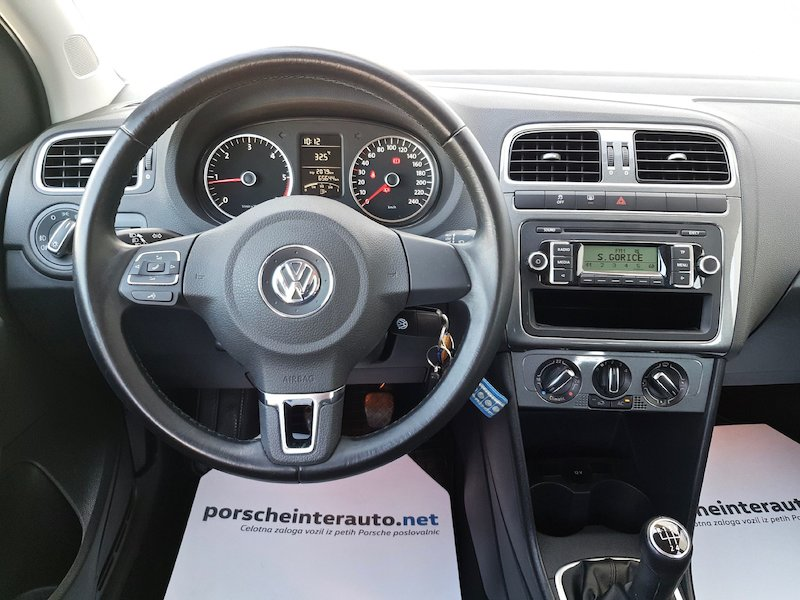 Volkswagen Polo 1.6 TDI Highline12