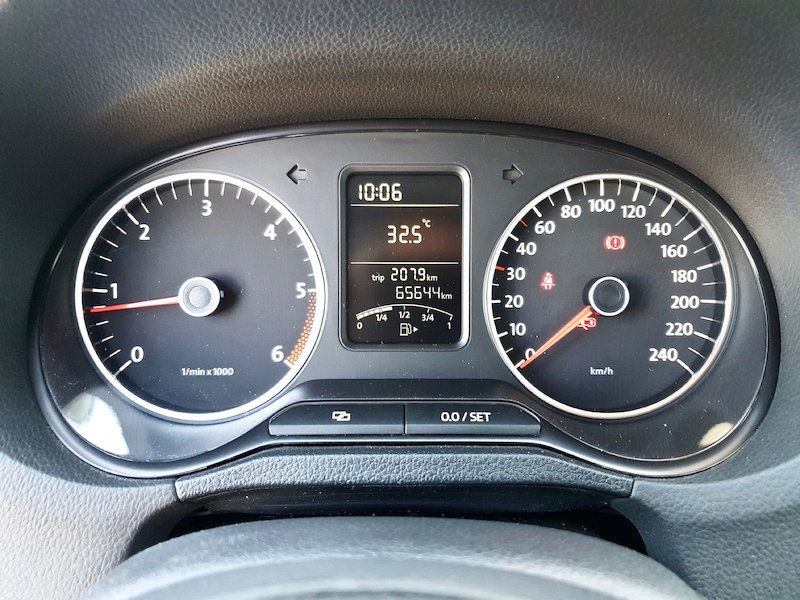 Volkswagen Polo 1.6 TDI Highline13