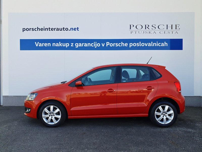 Volkswagen Polo 1.6 TDI Highline3