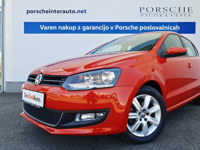 Volkswagen Polo 1.6 TDI Highline5
