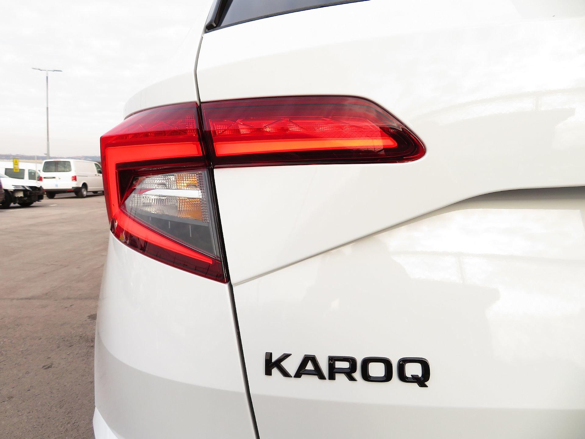 Škoda Karoq 1.5 TSI ACT Sportline DSG - AKCIJA DSG ...