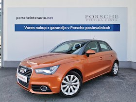 Audi A1 Sportback 1.2 TFSI Attraction - SAMO 18.650 KM