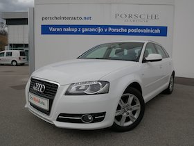 Audi A3 Sportback 1.2 TFSI Attraction - SLOVENSKO VOZILO