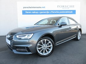 Audi A4 2.0 TDI S-Line Limited Edition