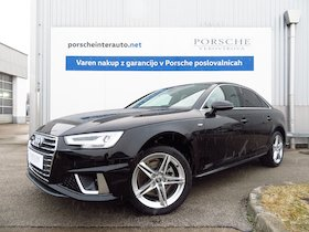 Audi A4 35 TDI Limited Edition S line S tronic