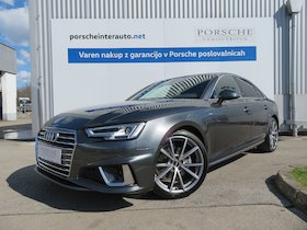 Audi A4 35 TDI S line Limited Edition S Tronic