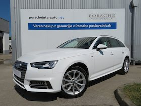 Audi A4 Avant 2.0 TDI Limited Edition S-line