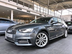 Audi A4 Avant 2.0 TDI S line Limited Edition
