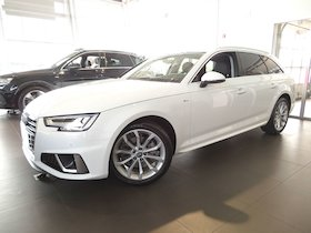 Audi A4 Avant 35 TDI S tronic S-line Limited Edition