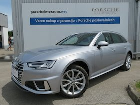 Audi A4 Avant 35 TDI S tronic S Line Limited Edition