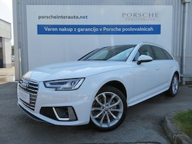 Audi A4 Avant 35 TFSI S Line Limited Edition S tronic