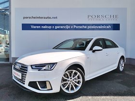 Audi A4 quattro 40 TDI S tronic S line Limited Edition