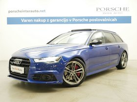 Audi A6 Avant 3.0 TDI quattro Competition Business. SLO