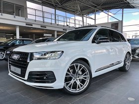 Audi Q7 quattro 50 TDI Business Tiptronic